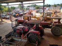 Vendo tratores caminhões e implementos agrícolas