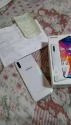 Samsung A70 Branco