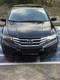 Honda City Lx automático - 2013