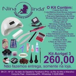 Kit Acrigel 3