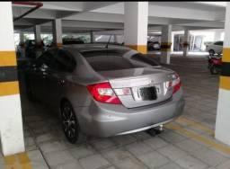 Honda Civic LXR 2015 Muito Novo - 2014