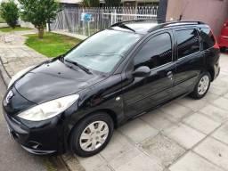 Peugeot 207 SW XR 1.4 Flex 2011 - 2011