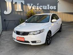 KIA CERATO 2011/2012 1.6 SX3 16V GASOLINA 4P AUTOMÁTICO - 2012