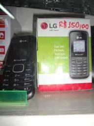 Celular Simples Novo LG