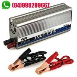 Inversor Tensão 12v 220v 2000w Transformador Kp550 Conversor