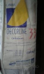 Colchão ortobom densidade 33 junto com capa