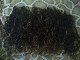 Vendo cabelo humano