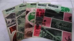 Coleção Revistas Cori 70 - 5 fascículos