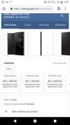 Sony Xa1 plus