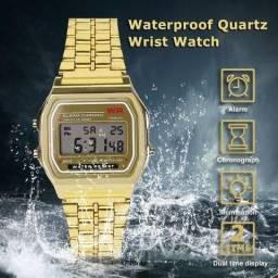 Relógio Casio Vintage (Unissex) (WR)