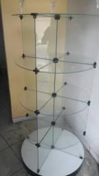 Gôndola de vidro