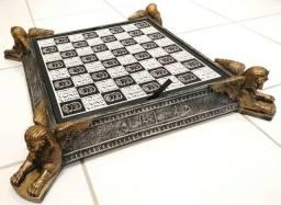 Jogo Xadrez Egípcio Império Romano -32 Peças