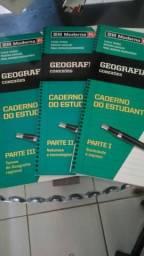 Livros de geografia moderna plus