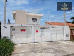Casa com 2 dormitórios à venda, 64 m² por R$ 159.000 - Jardim Magalhães - Itanhaém/SP