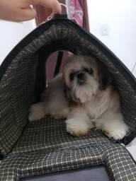 Bolsa para transporte de cachorro