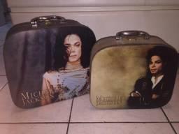 Michael Jackson Maleta - Remember The Time/Bad
