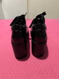 Sapato estilo boneca Quiz