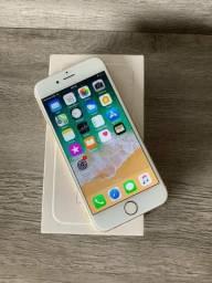 IPhone 6 64 Gigas Dourado Completo Sem Defeitos Divido No Cartão