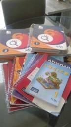Livros didáticos coleção SAS - 6° ano