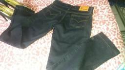 Troco calça jeans número 38