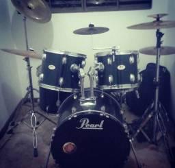 Pearl soundcheck
