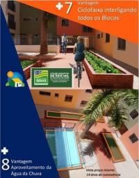 Preço tá ok Aprovação facilitada! Valparaíso 1 até 100 % mcmv 2 qtos cidade jardins