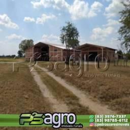 Fazenda à venda, 3000 hectares por R$ 33.000.000 - Centro - Porto Murtinho/MS