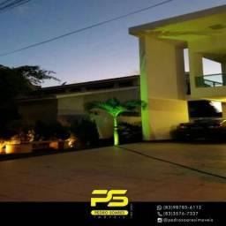 Casa com 3 dormitórios à venda, 361 m² por R$ 1.600.000 - Portal do Sol - João Pessoa/PB
