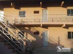 Apartamento com 2 dormitórios para alugar, 48 m² por R$ 500,00/mês - Porto grande - Salinó