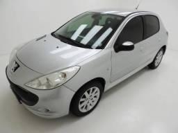 207 2008/2009 1.6 XS 16V FLEX 4P AUTOMÁTICO