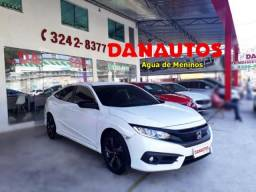 Civic 2.0 Sport Automática Flex 2019