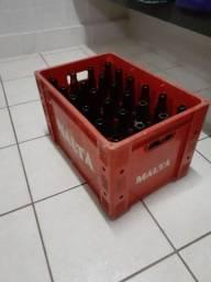 Engradado para 24 garrafas de 600ml