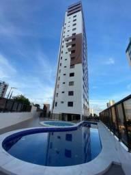 Apartamento com 4 dormitórios para alugar, 128 m² por R$ 1.500/mês - Alto Branco - Campina