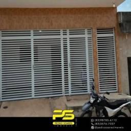 Casa com 3 dormitórios à venda por R$ 170.000,00 - Primavera - Guarabira/PB