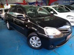 Toyota Etios Sedan Etios Sedan XS 1.5 (Flex)