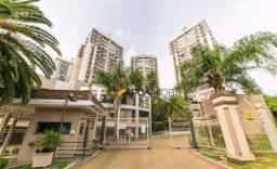 Apartamento semimobiliado com 03 dormitórios no Higienópolis