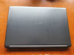 Notebook Acer core I5 - 8GB DDR4