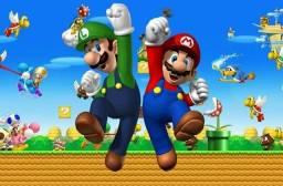 Painel decorativo Mario Bros