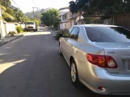 Passo financiamento Corolla - 2011