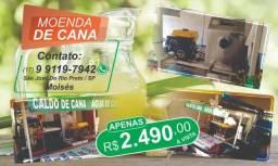 Moenda De Cana (Garapeira)