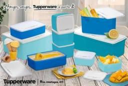 Tupperware - conjunto para congelamento
