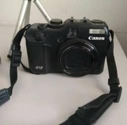 Câmera Fotográfica - Canon G12