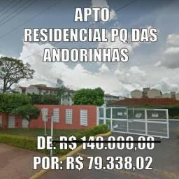 Apartamento no Residencial Pq. das Andorinhas