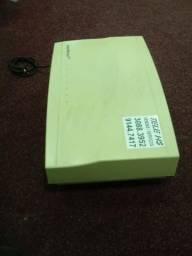 Central telefônica 141 digital Intelbras / TI 3130 / Mesa OP 4114