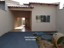 Casa de 2Q e suíte a venda no Parque Ibirapuera - Aparecida de Goiânia