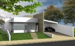 Casa com 320mts+piscina+moderna=financ=terreno+construção.É o que procura!