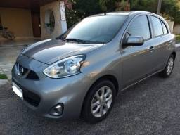 Nissan March SV 1.6 2014/2015 Completo! - 2015