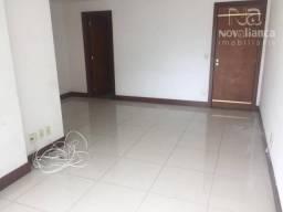Apartamento com 3 dormitórios para alugar, 110 m² por R$ 1.700,00 - Praia de Itapoã - Vila