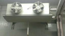Evaporador 1 - Preparação de Massa - Evaporador Industrial Para Amônia - #3389