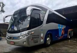 Ônibus Marcopolo Paradiso G7 no boleto bancário - 2016